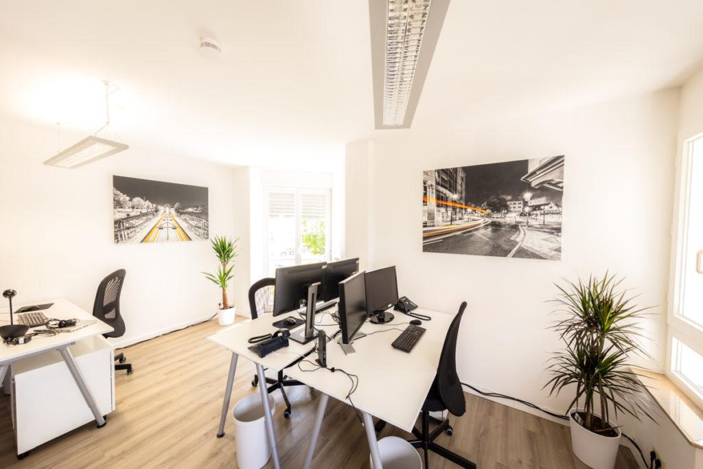 Büro Wandbilder - Hochwertige Wandbilder