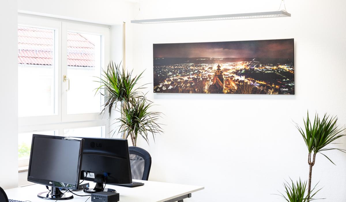 Bilder Büroeinrichtung - Hochwertige Wandbilder