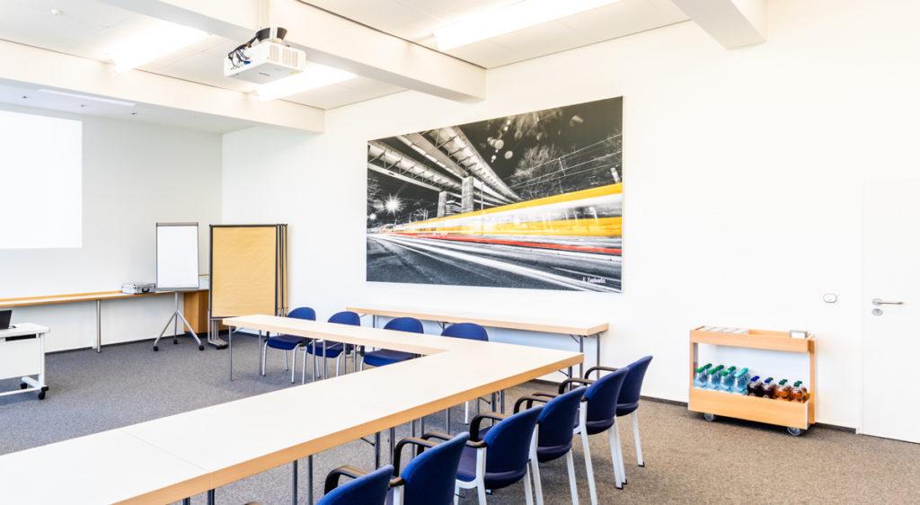 Bilder für Konferenzraum bestellen - Hochwertige Wandbilder