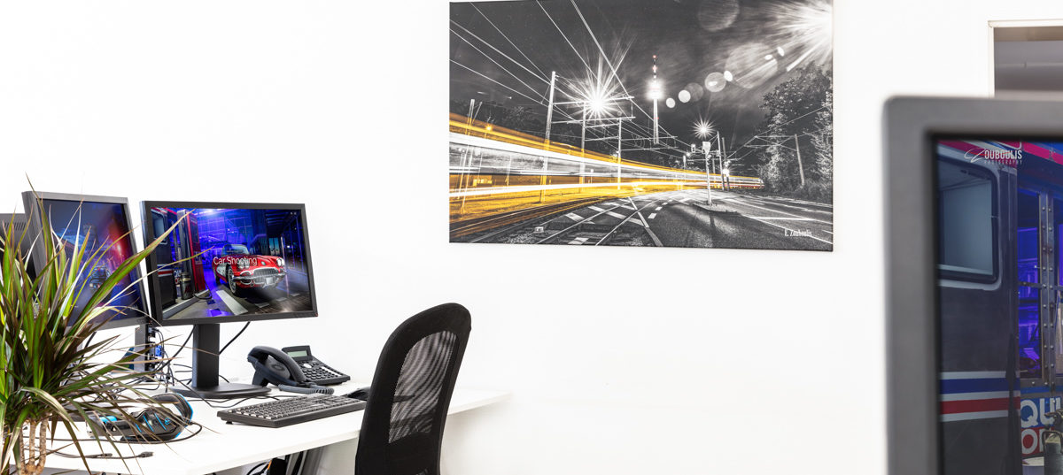 Bilder fürs Büro - Hochwertige Wandbilder